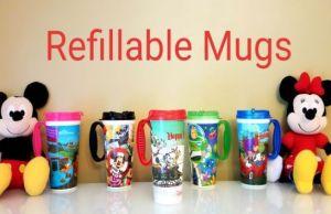 5 Reasons to Purchase a Refillable Mug at Walt Disney World
