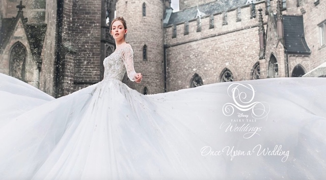 The Disney Fairy Tale Weddings Collection Is Finally Here!