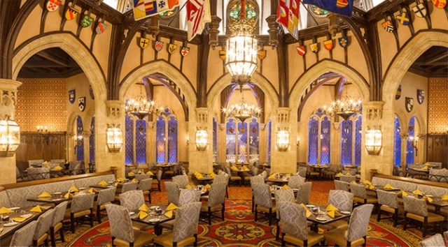 Which Walt Disney World Restaurants Are NOT Available When The Parks Reopen?