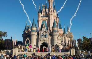 Refurbishment Resumes for Cinderella Castle at Magic Kingdom