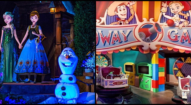 Round 3 Game 8: Vote For Your Favorites in the KtP Attraction Tournament