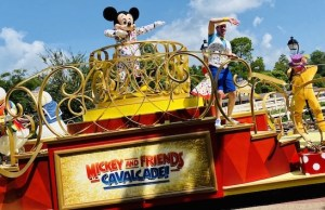 Complete Guide to Disney World Character Cavalcade Experiences