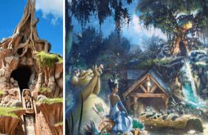 Disney Parks Chairman, Josh D'Amaro Discusses the Retheming of Splash Mountain