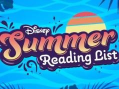 Disney Summer Reading List