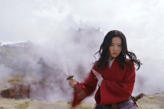 """New Live-Action Mulan Music Video for """"Reflection"""""""