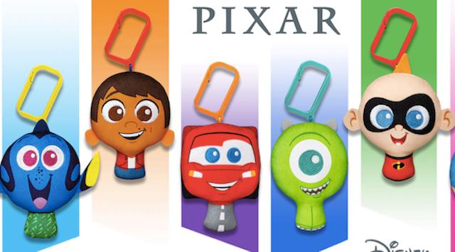 Pixar Toys Have Landed at McDonalds