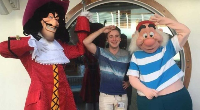 CDC Clears Crew Of Disney Cruise Line Dream and Wonder to Fly Home