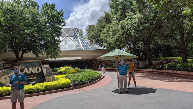 Breaking: Land Pavilion at Epcot Closed for