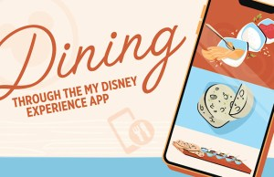 New: Disney Expands Mobile Dining Ordering on My Disney Experience!