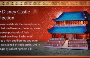 NEWS: Stunning Mulan Castle Collection Release Information