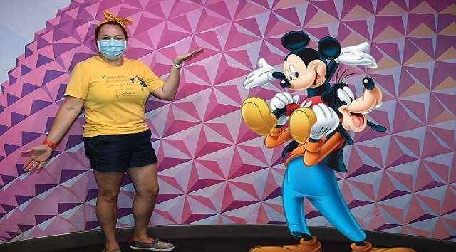 All About the Disney Visa Card Character Opportunities