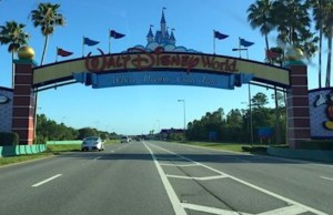 Check Out the Pixie Dust the Entrance to Disney World will Receive!