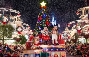 Do These Recent Character Meet and Greets Indicate who will be part of the Christmas Cavalcade?