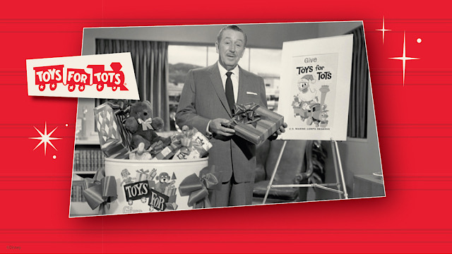 Check Out Disney's New Toys for Tots this Holiday Season