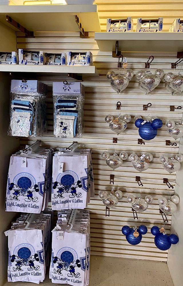 disney hanukkah merchandise activities 2