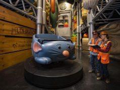 New: Video Sneak Peek at Remy's Ratatouille Adventure