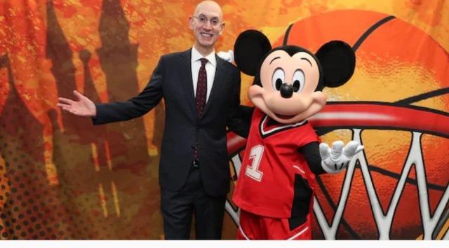 CEO Chapek Calls out California Governor, Touts NBA and ESPN Success