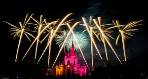 Walt Disney World Park Reservations no longer available for New Year's Eve