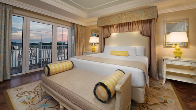 Schedule for Select Disney World Resort Refurbishments is Available!