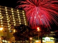 See Disney New Years Fireworks Tonight!