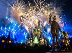 Magic Kingdom will test fireworks very soon!