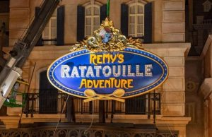 Could Remy's Ratatouille Adventure be opening soon?