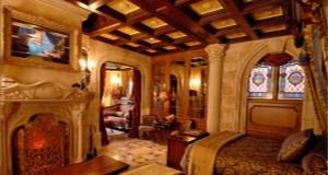 Disney's Exclusive Video Tour of Cinderella Castle Suite