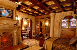 Disney's Exclusive Video Tour of Cinderella Castle Suite