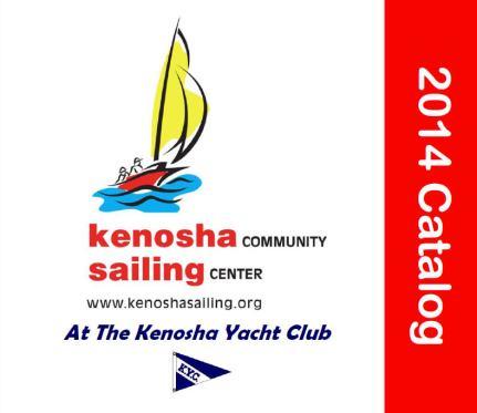 2014_KCSC_Sailing_CatalogCover
