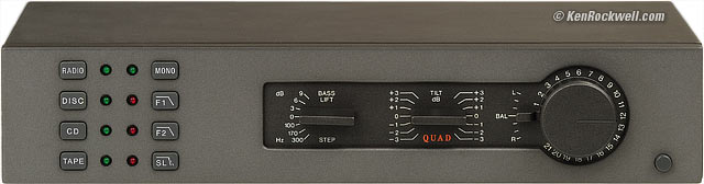 Quad 34 Preamp Review