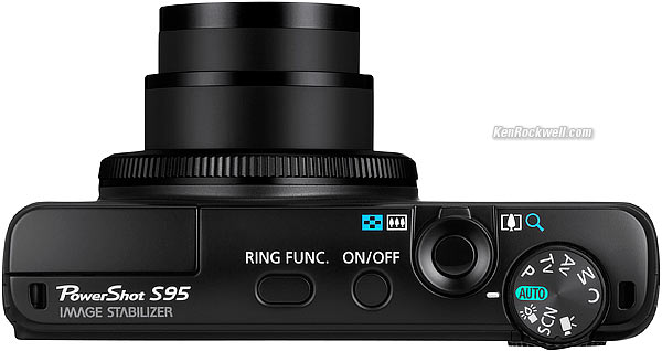 Top, Canon S95