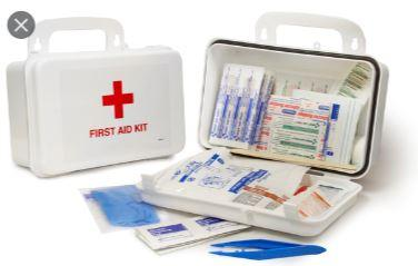 2nd Equipment drop off tomorrow April 4th, for the return of first aid kits to donate gloves to local hospitals