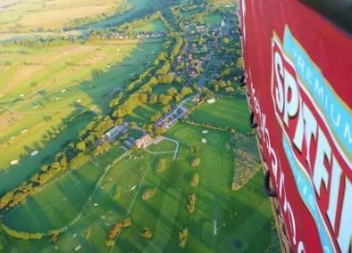 Kent Ballooning | Wing Walking