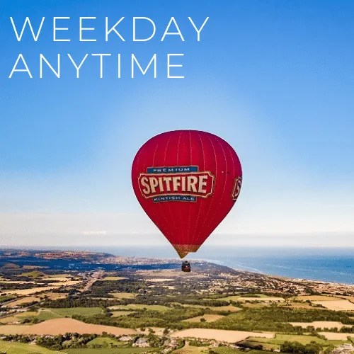 Kent Ballooning | Weekday Anytime Voucher