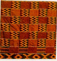 3 Kente Cloth Patterns and Meaning