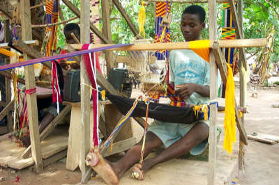 kente-pics-weaving Kente Cloth Pictures