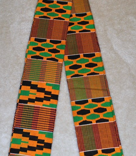 Kente Cloth Weave Patterns & Meaning