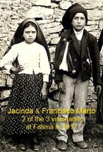 Z. Jacinta en Francisco Marto