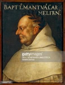 H. Baptista Spagnuoli Mantuanus