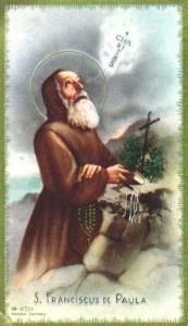 H. Franciscus van Paola