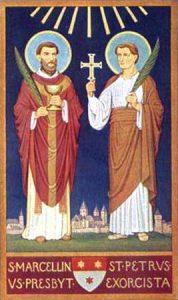 HH. Marcellinus en Petrus