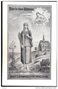 Z. Maria Dolorosa, Lenneke Mare