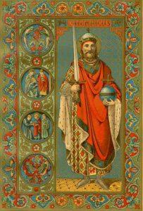 H. Hendrik II, keizer