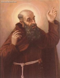 Lawrence of Brindisi Capuchin Priest and Theologian
