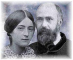 HH. Louis en Zélie Martin klein