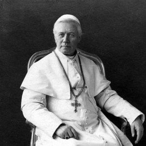 H. Paus Pius X 2