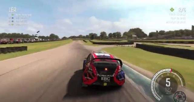 Feel the need for speed at Lydden Hill on Dirt Rally