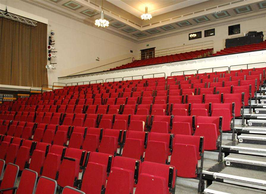 Assembly Hall Theatre In Tunbridge Wells To Make Four Full