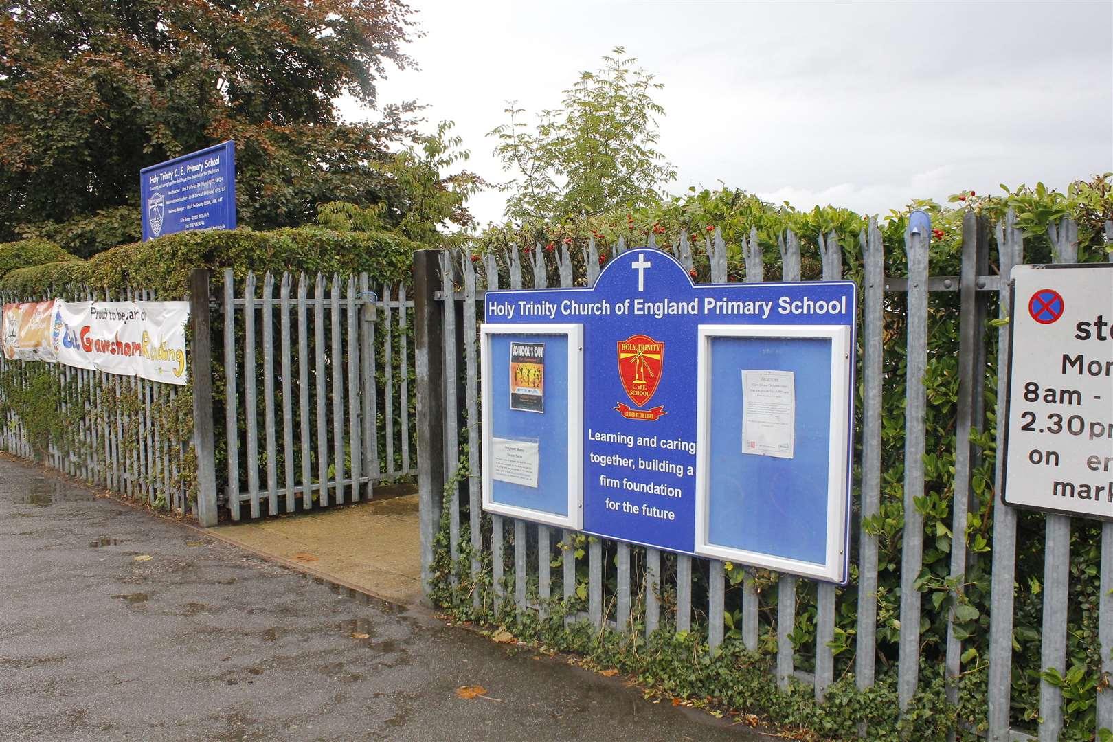 Holy Trinity C of E Primary Trinity Road, Gravesend.
