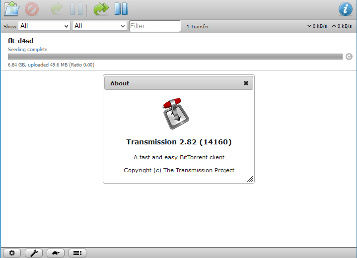 cara instal transmission torrent leech gratis